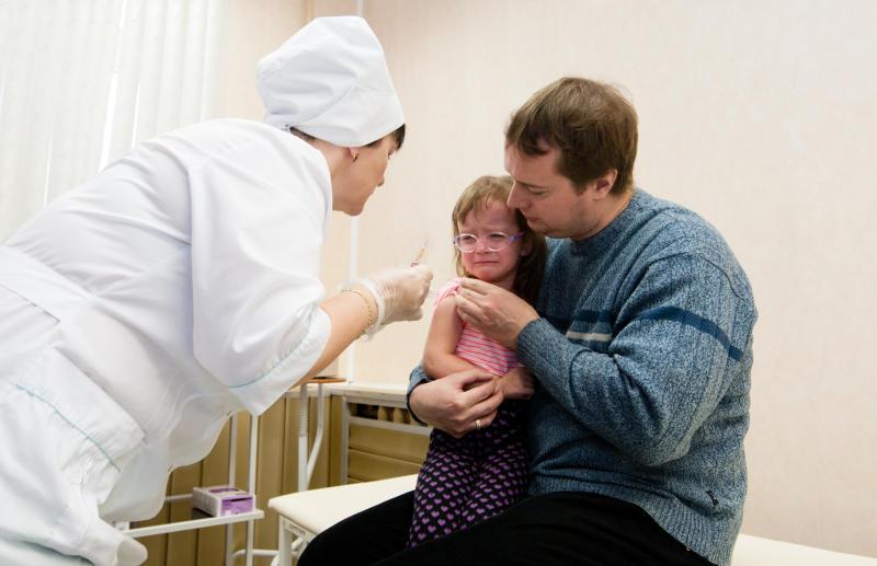 В Москве уровень заболевания гриппом ниже, чем в прошлом году