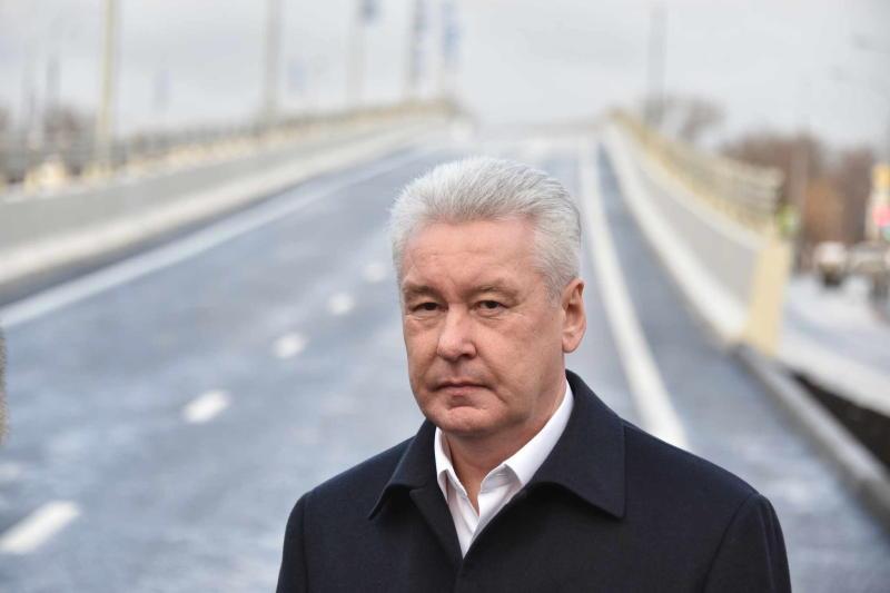 В рамках реконструкции развязки МКАД и Калужского шоссе построят 13 км новых дорог