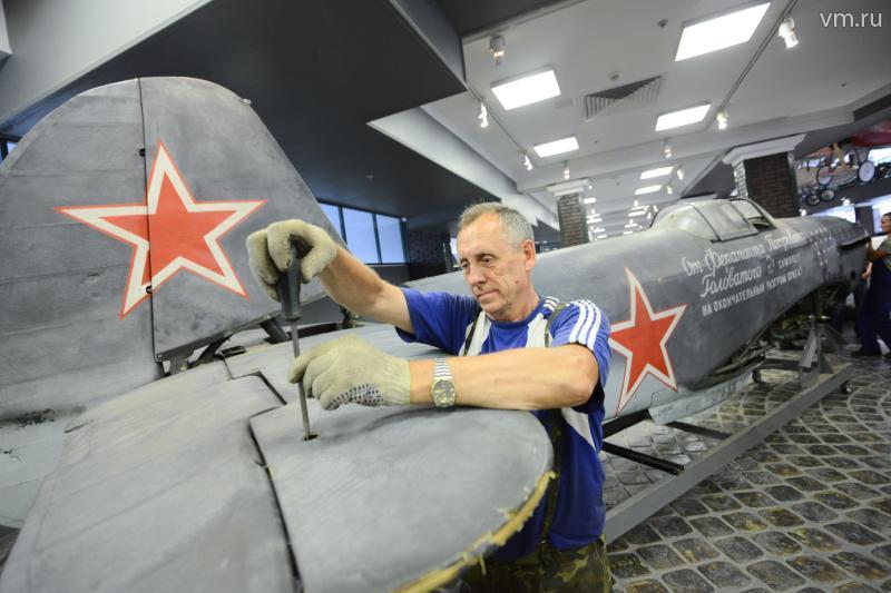 Студентам московских колледжей покажут процесс создания самолетов