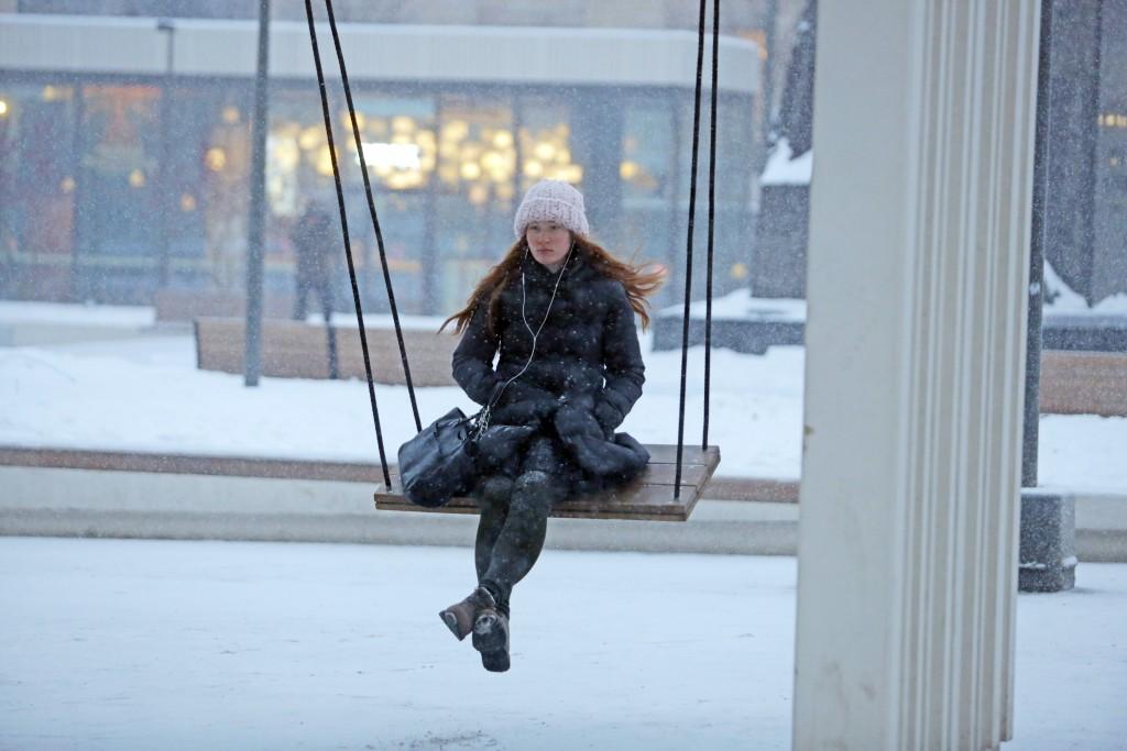 В грядущие выходные в Москве снова будет снежно