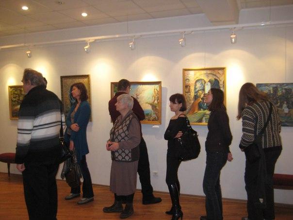 В Чертанове открылась выставка