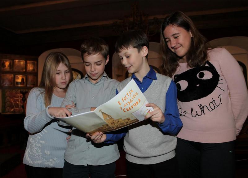 Путеводители помогут совершить прогулку по Коломенскому