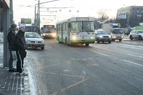 От Липецкой улицы до района Ясенево наблюдался большой затор