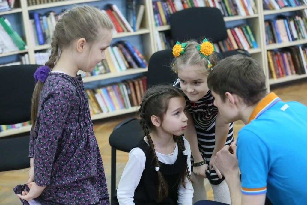 Дети познакомятся с Карандашом и Самоделкиным