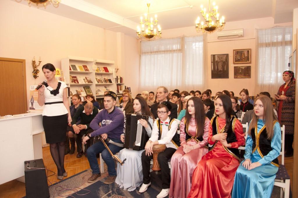 Онлайн-мост к 110-летию со дня рождения Мусы Джалиля провели в библиотеках