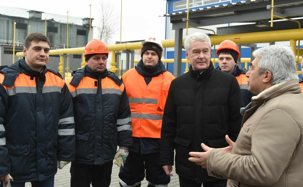 Модернизация газового хозяйства Москвы повышает безопасность газоснабжения