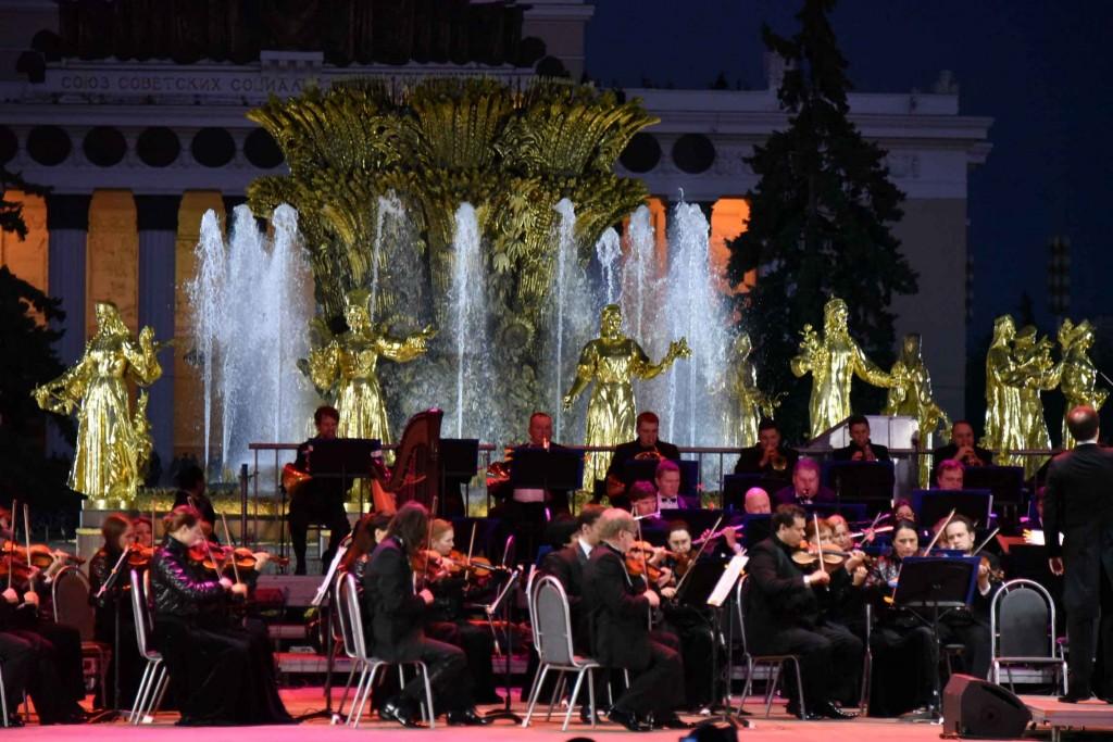 С начала февраля Московская филармония продала 46 тысяч билетов