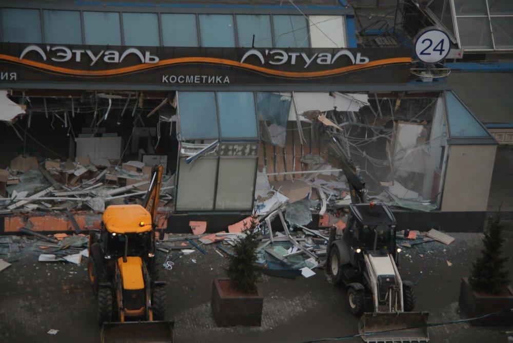 Москвичи поддержали демонтаж самостроя