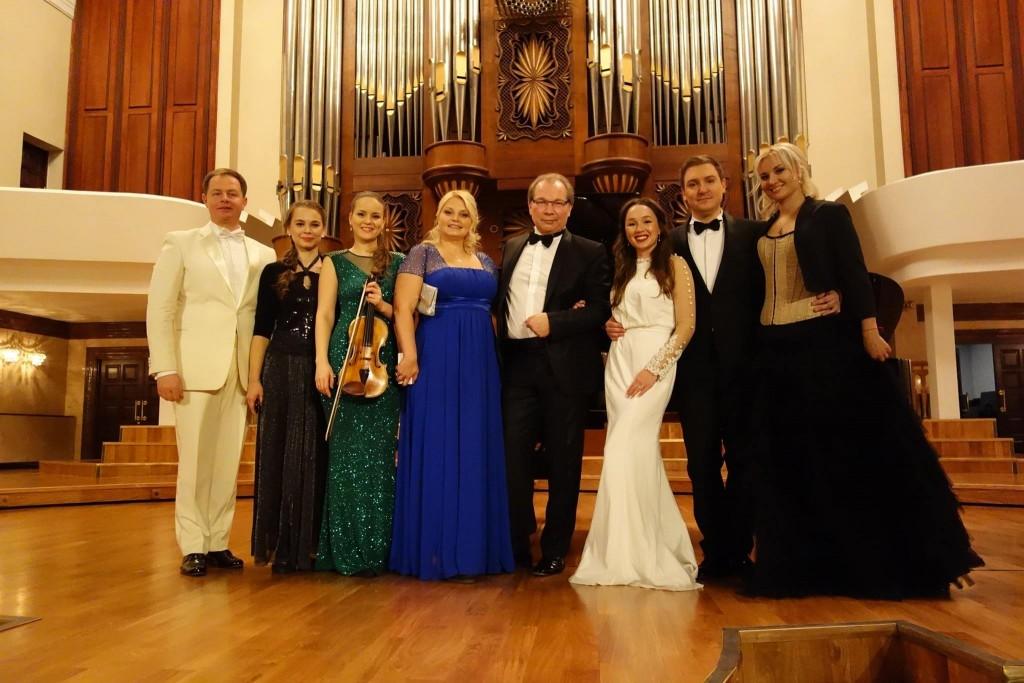 Народный артист России Юрий Розум выступит на концерте классической музыки