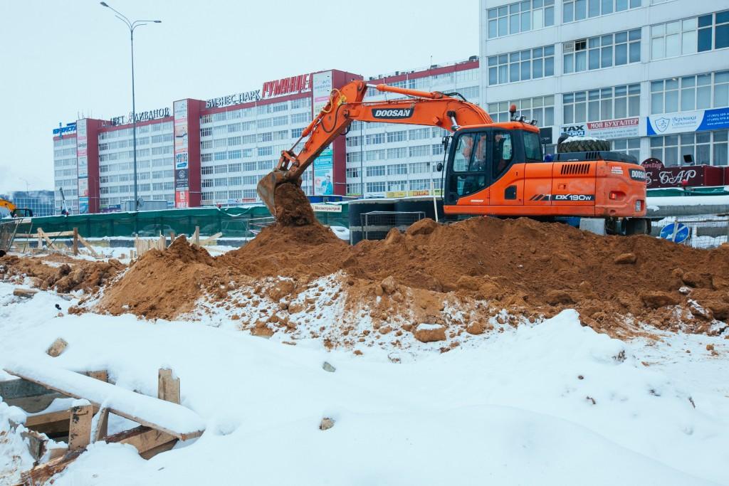 В районе Северное Чертаново возведут гаражный комплекс