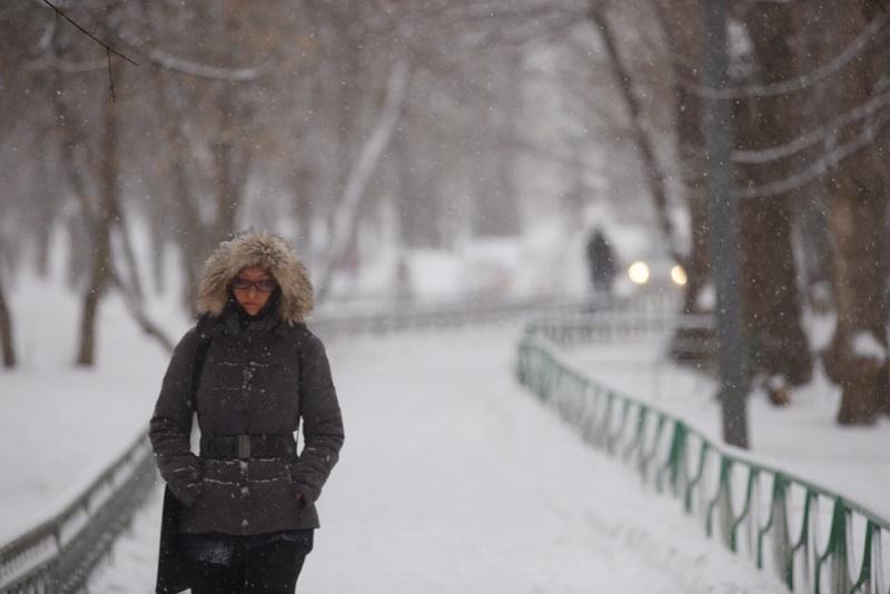 В столице ожидается переменная облачность и осадки