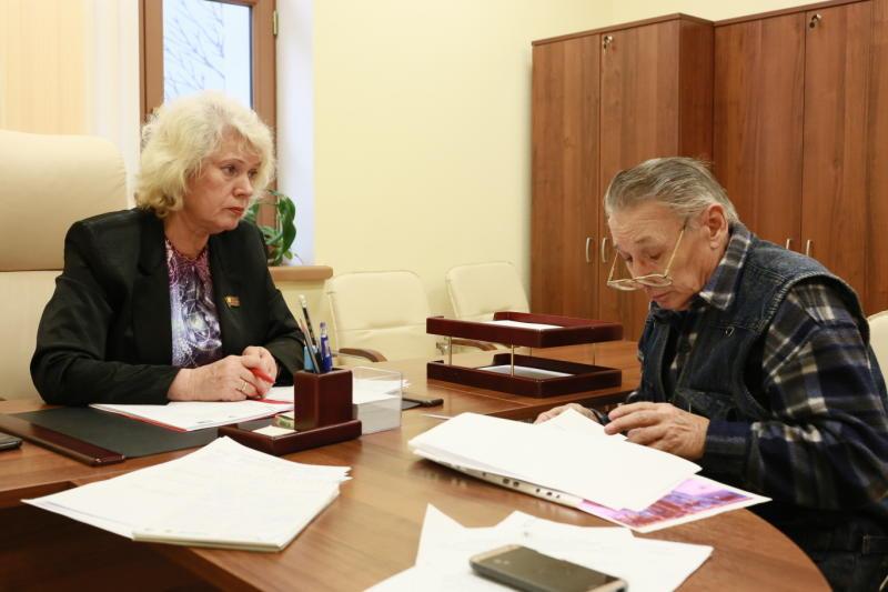 В Орехово-Борисово Северном обсудили вопрос введения льгот на оплату капремонта