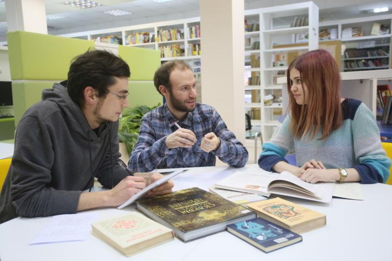 В библиотеках на юге Москвы прошло мероприятие