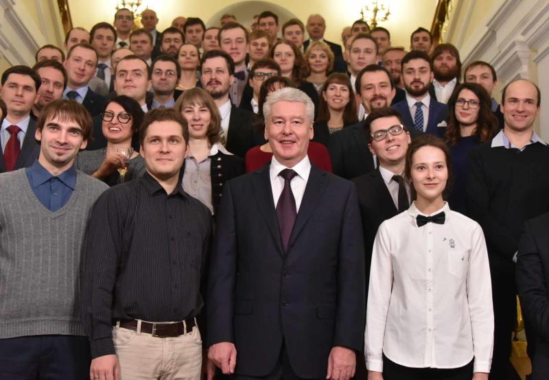 Лауреатами премии Правительства Москвы молодым ученым за 2015 год стали 48 человек