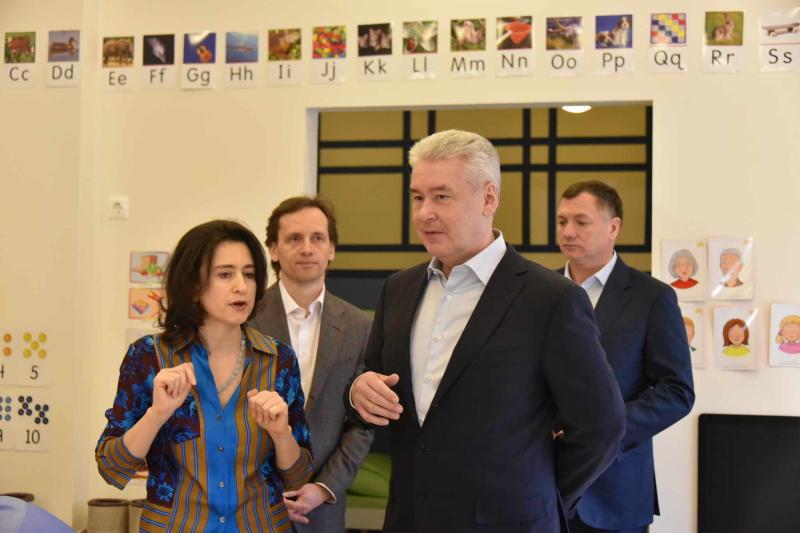 За 5 лет в Москве введено 238 новых зданий образовательных учреждений