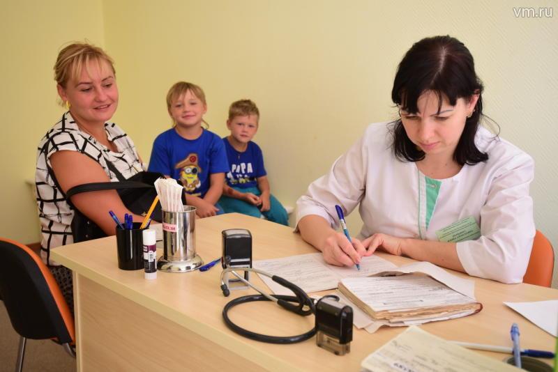 В проект «Детские поликлиники»  поступило более 10 тысяч идей