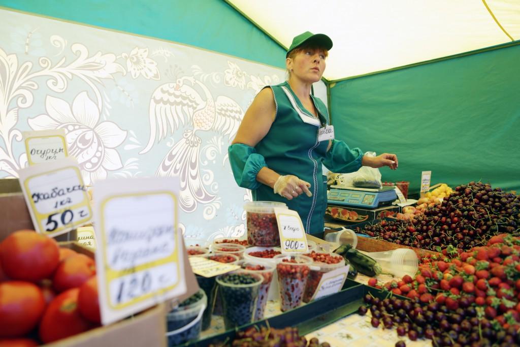 12 ярмарок выходного дня заработают в Южном округе Москвы