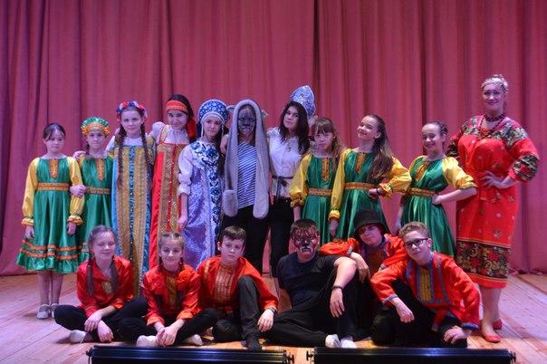 В Этномире театральные проекты представит Центр культуры и искусства