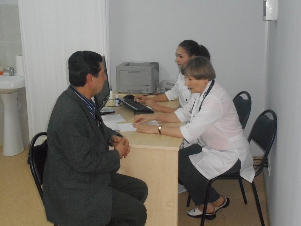В больнице имени Буянова провели День открытых дверей
