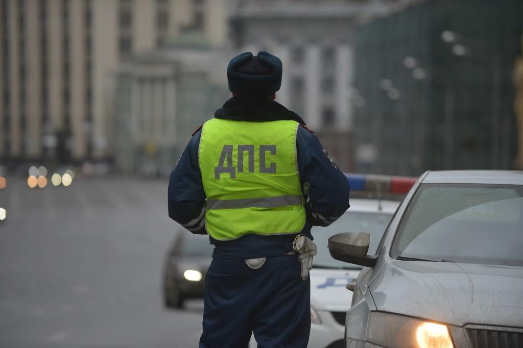 «Форд», «Мицубиси» и две «Ауди» столкнулись на юго-востоке Москвы