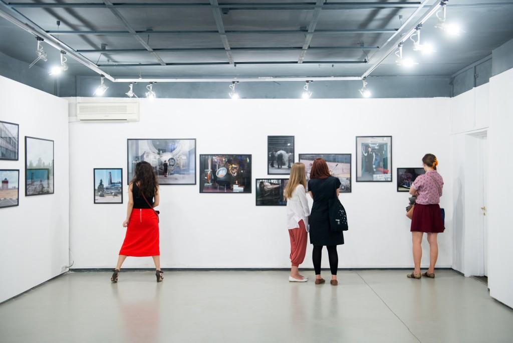 Работы воронежского художника Ильи Долгова будут выставлены до 15 апреля