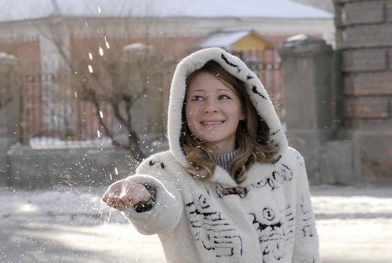 Метеорологи пообещали три градуса тепла и небольшой снег в субботу