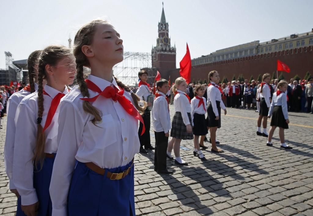 Российское движение школьников утвердит устав и создаст региональные подразделения