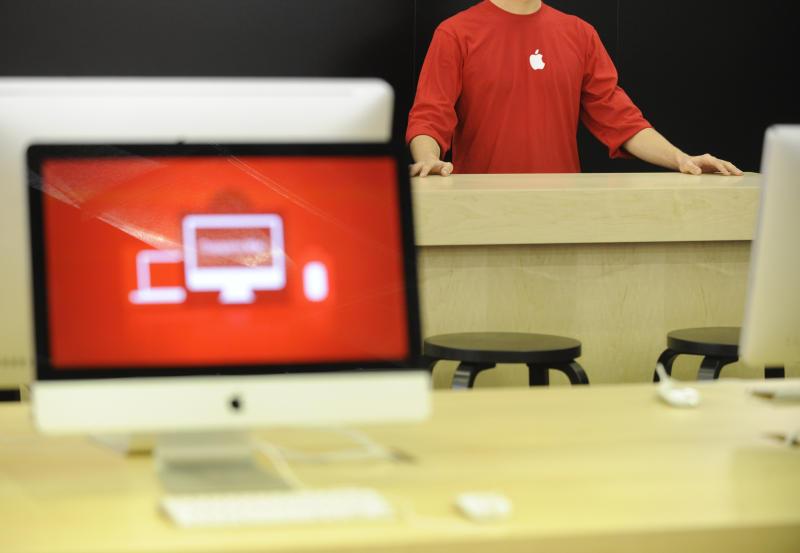 Систему iOS впервые атаковал вирус