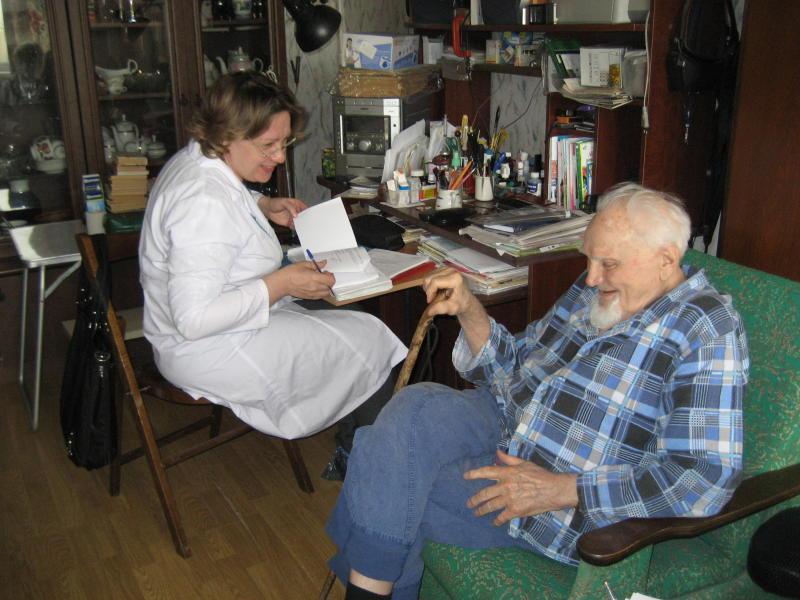 Санаторий на дому: массаж и диетическое питание
