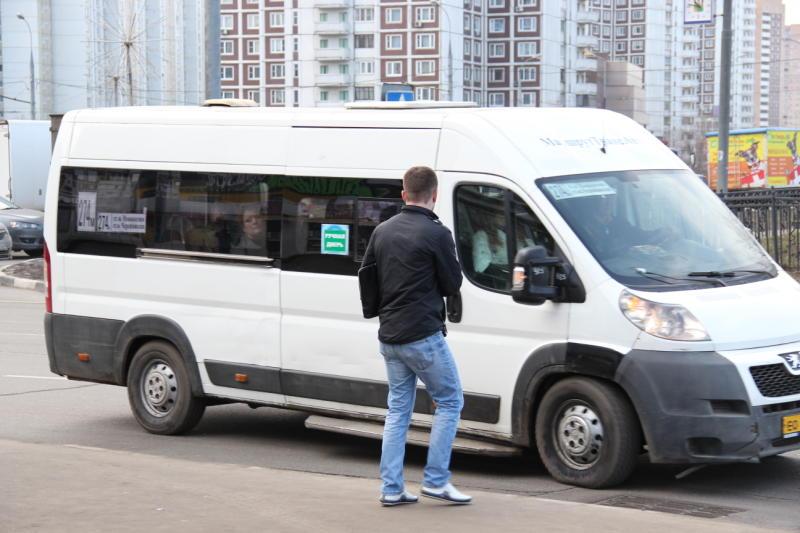 Водители маршруток смогут принимать оплату за проезд только на остановках