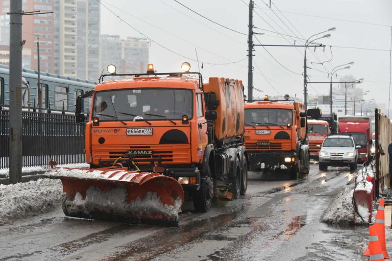 Ситуация на московских дорогах нормализовалась