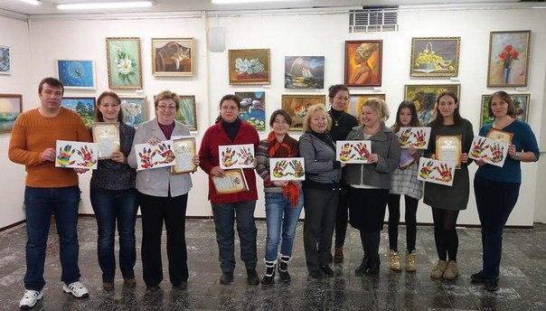 Художники поддержат детей-сирот