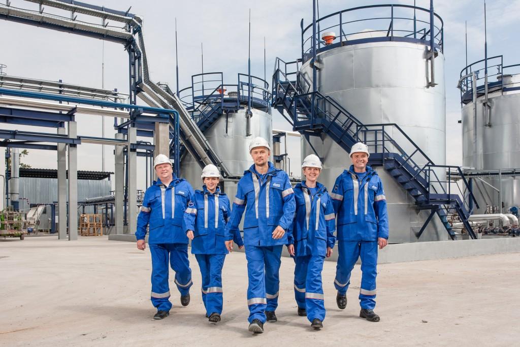Студенты РГУ нефти и газа имени Губкина посетили Московский НПЗ