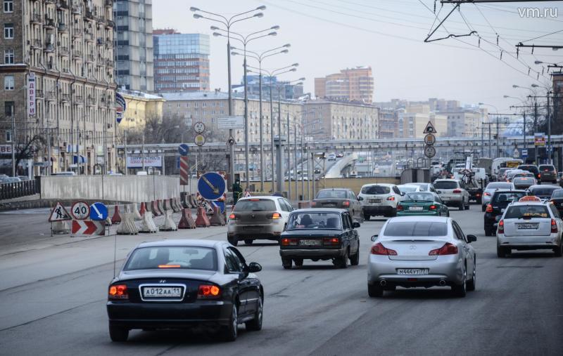 Поворот не из того ряда зафиксируют 18 дополнительных камер на дорогах Москвы