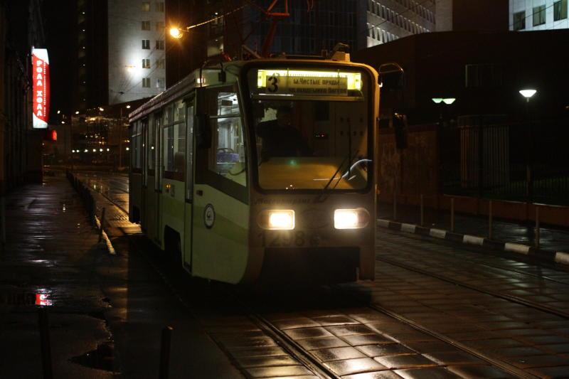 На трамвайных путях Нагорного района появятся изменения