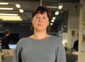 Марина Гладкова, шеф-редактор газеты «Южные горизонты»