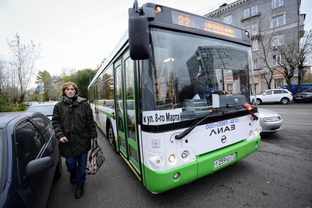Маршруты на Аминьевском шоссе изменятся из-за реконструкции