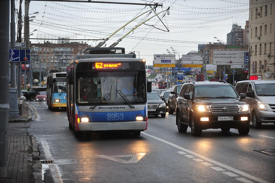 Движение в центре Москвы будет ограничено из-за эстафеты