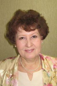 Вера Есаулова, пенсионер
