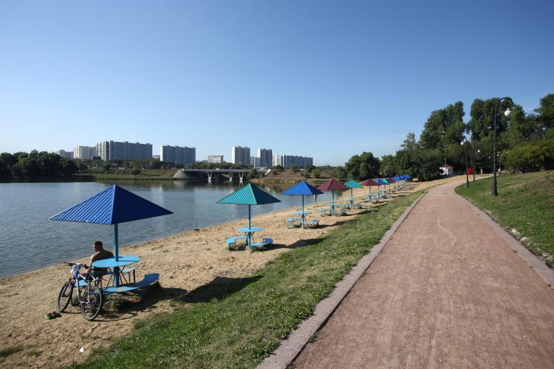 Борисовские пруды прошли проверку