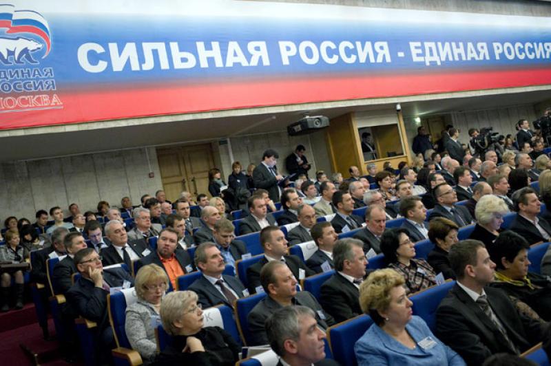 Предложения медиков станут частью предвыборной программы «Единой России»