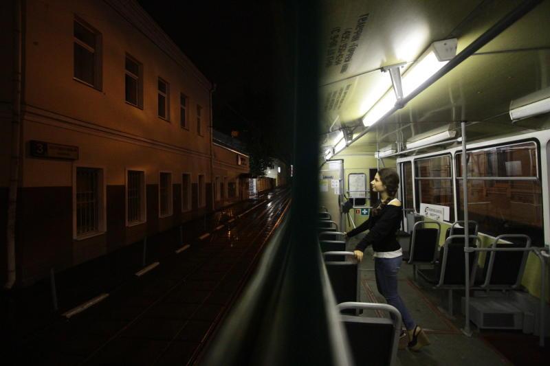Ночной трамвай №3 превратится в ночной автобус