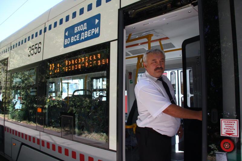 Одну десятую часть трамвайных путей отремонтируют до конца 2016 года в Москве
