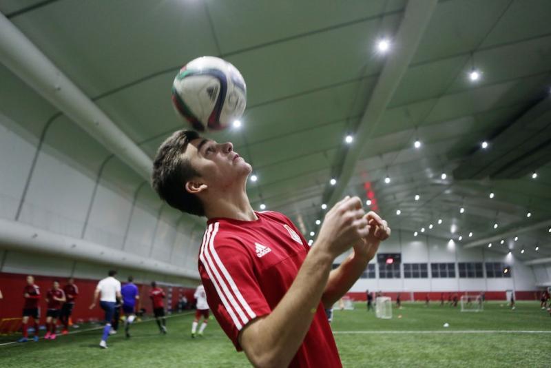 В честь начала летних каникул в Западном Бирюлево сыграют в футбол