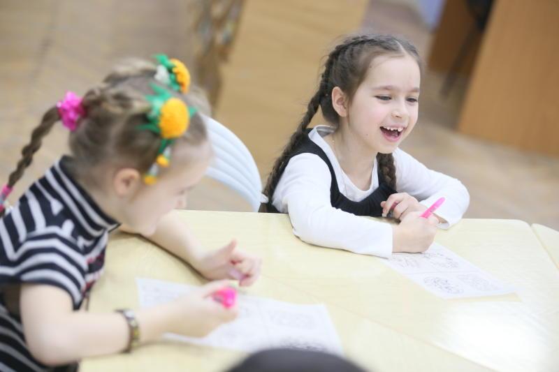 В библиотеке №141 пройдет детский праздник