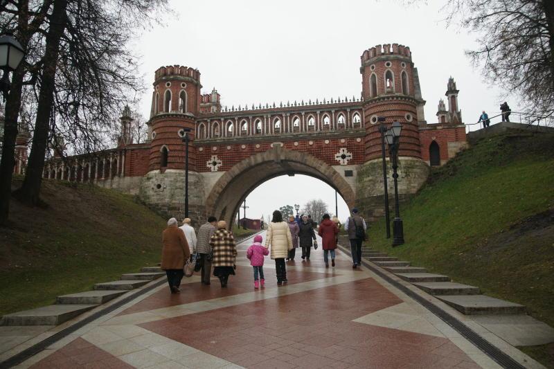 Музей-заповедник «Царицыно» открыл выставку картин эпохи Александра III