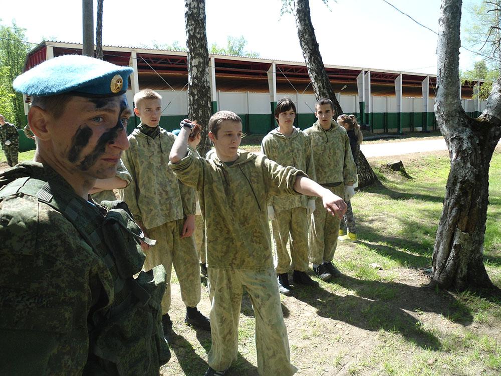 Четыре команды представили Южный округ на военных сборах