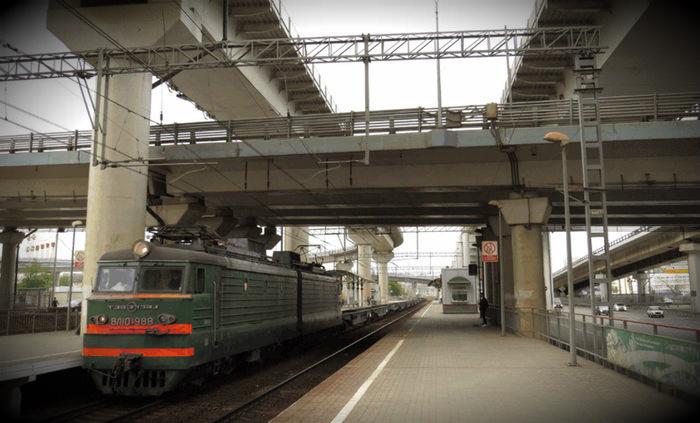 Железнодорожную станцию «Царицыно» отремонтируют