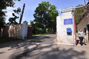 Городская психиатрическая клиническая больница имени Алексеева — одна из крупнейших и старейших в городе.