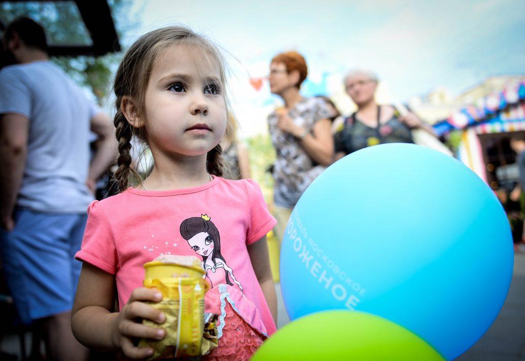 В Технограде на ВДНХ с 11 по 16 июня пройдет фестиваль «Коллекция «Мороженое 2019-2020»